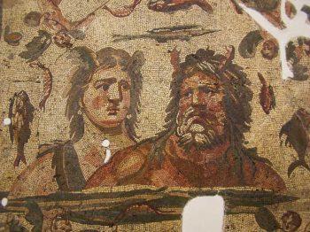 Turchia Antiochia mosaico museo archeologico