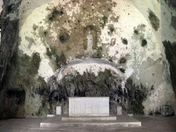 Turchia Chiesa-Grotta-San