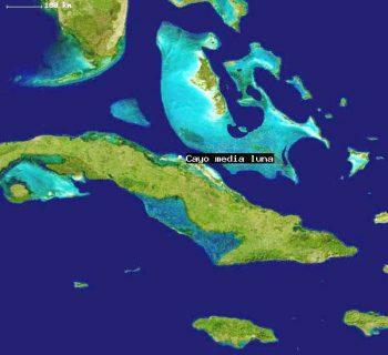 Giardini del Re Cuba-Cayo-Media-Luna