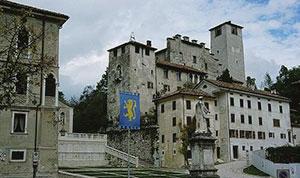 Feltre Castello Alboino
