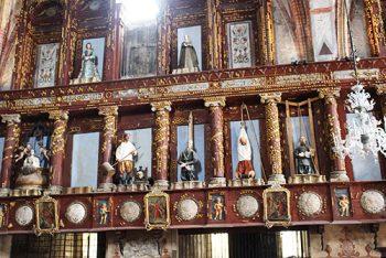 Mantova Interno Chiesa delle Grazie