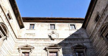 Montepulciano Palazzo Cervini