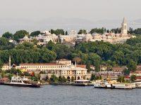 Veduta del Palazzo museo Topkapi
