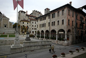 Feltre Piazza Maggiore