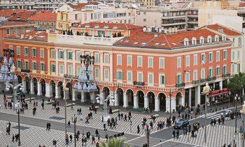 Nizza Piazza Massena