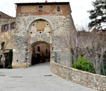 Montepulciano Porta delle Farine
