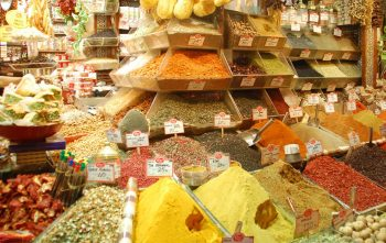 Turchia negozio-di-spezie