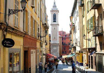 Nizza Centro storico