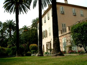 Grasse Villa Museo Fragonard