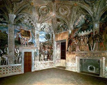Mantova La camera degli sposi