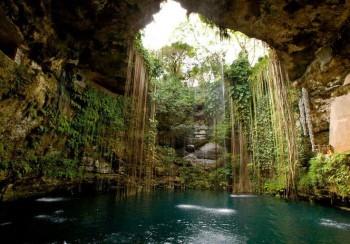 Yucatan grotte
