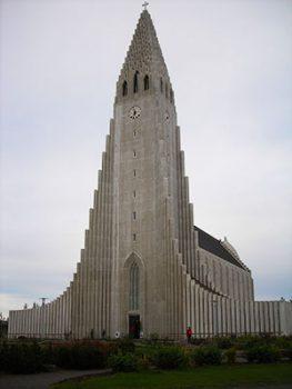 Reykiavik chiesa-di-Hallgrímur