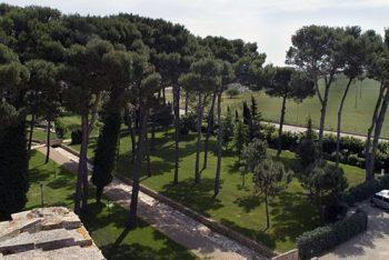 Taranto Casa Isabelladi Mottola Il parco
