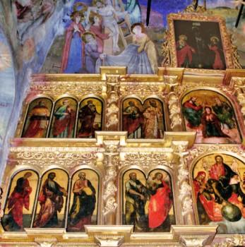 Anello Russia-Ouglich Chiesa San Dimitri