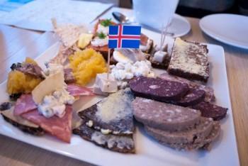 Piatto tipico Islanda