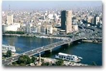 Una notte al Cairo