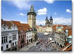 Praga dalle mille magie