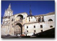 maiale La Cattedrale di Osma