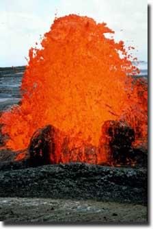 """Vulcani """"i monti di fuoco"""""""