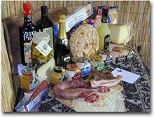 cucina sarda Rassegna di prodotti tipici