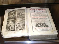 Il testo della Bibbia in lingua armena