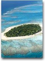 Tonga Una piccola isola dell'arcipelago di Tonga