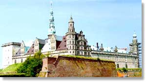 parco Castello di Kronborg