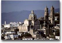 Taxco, cattedrale di Santa Prisca