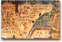 Antica cartina di Manila