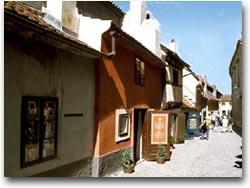 Vicolo d'Oro (Foto: Czech Tourism)