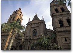 Bolivia La cattedrale di Santa Cruz