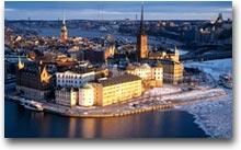 Riddarholmen e la città vecchia