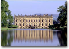 Chatsworth House , Derbyshire