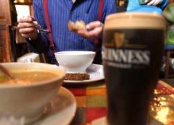 La Guinness, la preferita