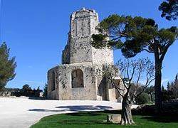 La Tour Magne di Nîmes
