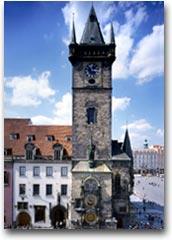 L'orologio astronomico (Foto: Czech Tourism)