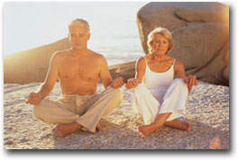 terza età Sapersi godere la vita è segno di maturità
