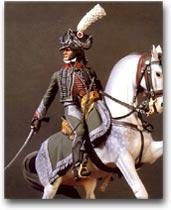soldatini Murat a Marengo, realizzato da Piersergio Allevi