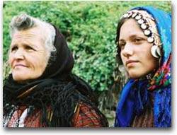 Donne del villaggio Pirinin (Foto:Hristo Neikov)