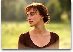 L'attrice Keira Knightley