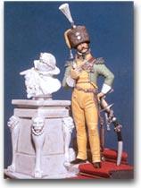 soldatini Colonnello Antonio Napoletano, Regno di Napoli 1813