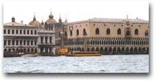 Venezia vista dal mare