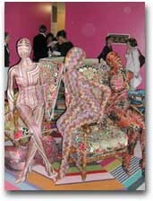 Viaggio Capi della collezione Missoni esposti al museo di Anversa fino a marzo 2004