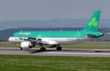 Catania-Dublino, nuova rotta di Aer Lingus