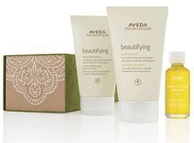 Aveda Give Baths of Beauty
