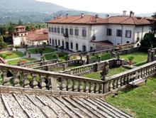 Il giardino della Villa della Porta Bozzolo (Foto: Michele Russo)