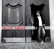 Il cd di Niccolò Agliardi