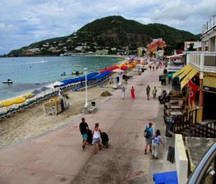 Caraibi andata e ritorno una crociera con partenza da savona for Isola di saint honore caraibi
