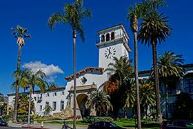 Il tribunale di Santa Barbara