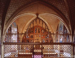 I tesori all'interno del castello Karlstejn (Foto: czechtourism.com)